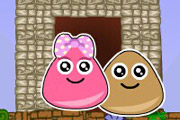 game Adventure Of Pou