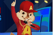 game Alvin and the Chipmunks Dress Up