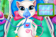 game Angela Newborn Baby