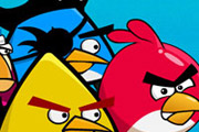 game Angry Bird Counterattack