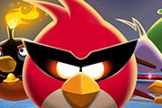 game Angry Birds Captain Space