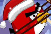 game Angry Birds Christmas Gift