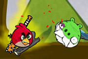 game Angry Birds Fighting