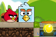 game Angry Birds Find Your Partner