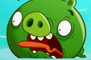 game Angry Birds Piggies Escape