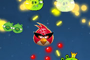 game Angry Birds Space Battle