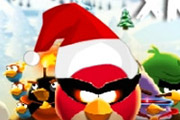 game Angry Birds Space Xmas