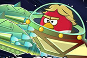 game Angry Birds Star Airship Racing