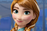 game Anna Frozen Dentist