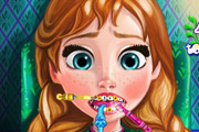 game Anna Tooth Injury