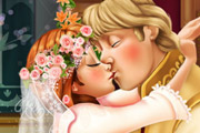 game Anna Wedding Kiss