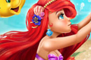 game Ariel Ocean Swimming
