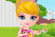 game Baby Barbie Allergy Attack