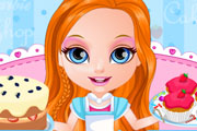 game Baby Barbie Cake Shop