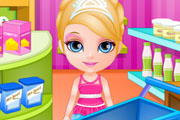 game Baby Barbie Cake Surpise