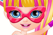 game Baby Barbie In Princess Power