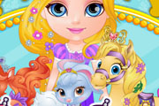 game Baby Barbie Pets Beauty Pageant 2