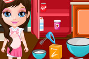 game Baby Barbie Pizza Maker
