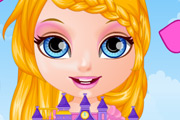 game Baby Barbie Princess Dollhouse