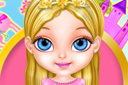 game Baby Barbie Princess Fashion
