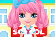 game Baby Barbie Treasure Hunt