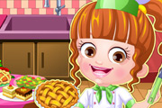 game Baby Hazel Chef Dressup
