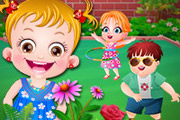 game Baby Hazel Garden Party