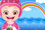 game Baby Hazel Learn Seasons