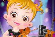 game Baby Hazel Musical Melody