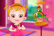 game Baby Hazel Parrot Care