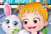 game Baby Hazel Pet Hospital