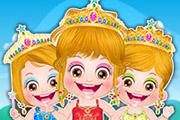 game Baby Hazel Princess Makeover