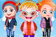 game Baby Hazel Winter Fashion