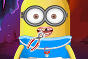 game Baby Minion Go To See Dentist