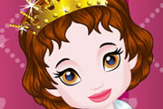 game Baby Princess Room Cleaning