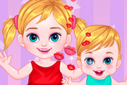 game Baby Sibling Care