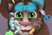 game Baby Talking Tom Great Makeover