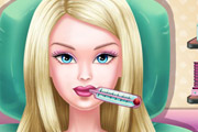 game Barbie Brain Surgery