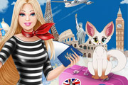 game Barbie is Going To The World Trip