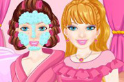 game Barbie Look Alike Makeover