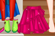 game Barbie Popstar Princess Dressup