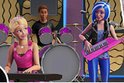game Barbie Rock N Royal Hidden Objects