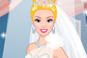 game Barbie Wedding Dress Design