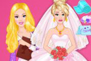 game Barbie Wedding Planner