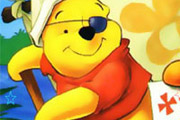game Cartoon Winnie Hidden Star