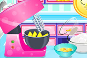 game Cute Donuts Maker