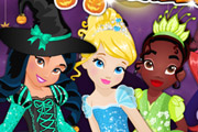 game Disney Princess Halloween