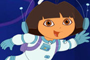 game Dora And Boots Space Adventure