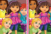 game Dora and Friends 6 Diff