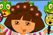 game Dora in China Dressup